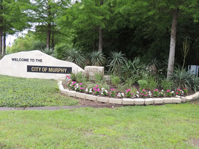 Weclome to the City of Murphy