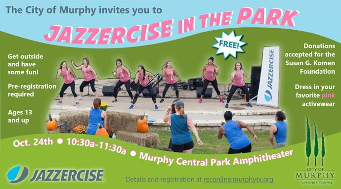 Jazzercise in the Park