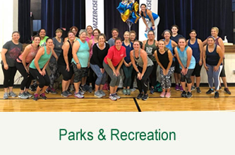 Parks and Recreation Jazzercise Class